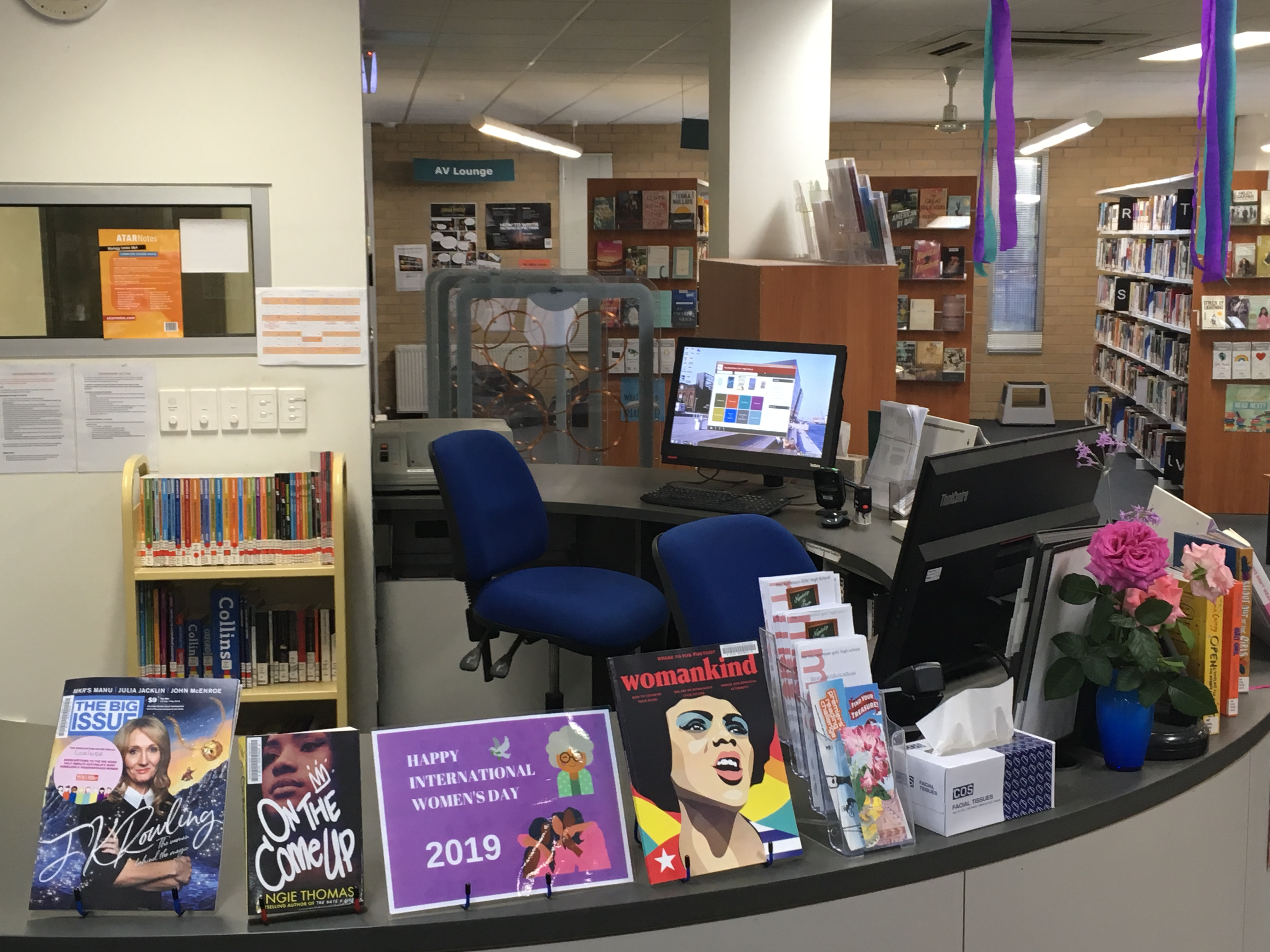 Home - Learning Resource Centre - LibGuides at The Mac Robertson