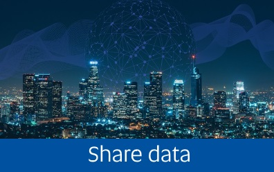 Navigate to teh share data tab within this guide
