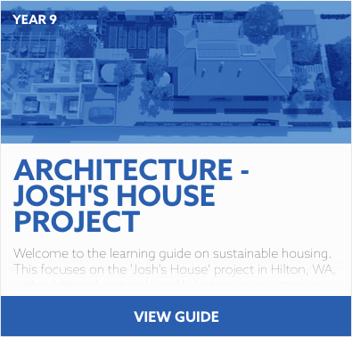 Architecture Josh's House Project reading list