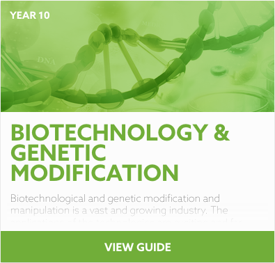 Biotechnology and Genetic Modification reading list