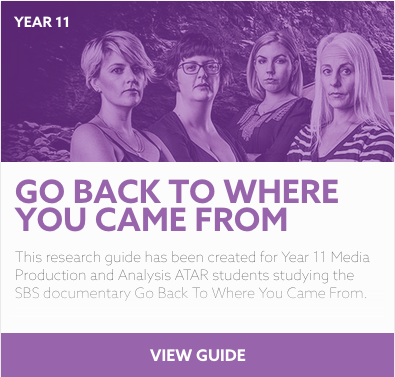 Go Back to Where You Came From reading list