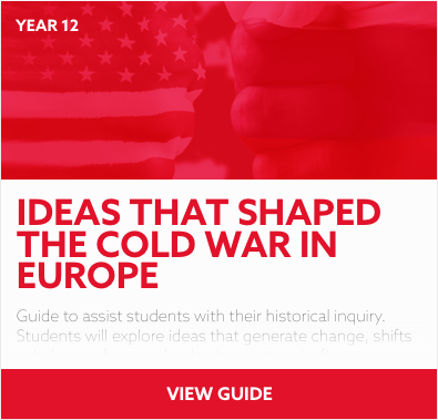 Ideas that Shaped the Cold War in Europe reading list