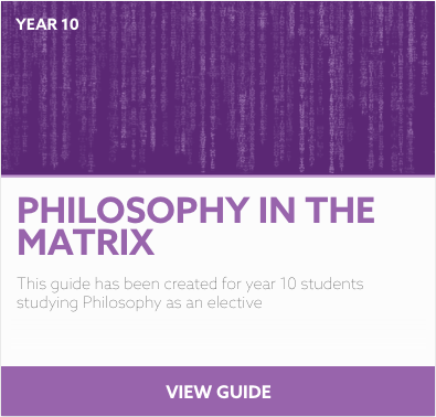 Philosophy in The Matrix reading list