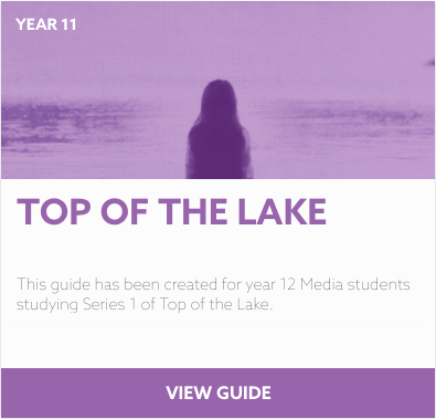 Top of the Lake reading list