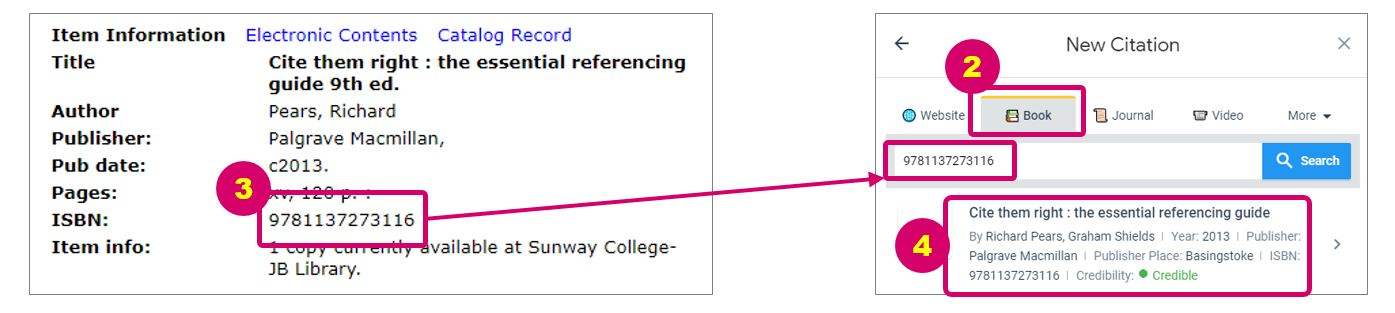 Citation Generator Harvard Referencing Style Guide