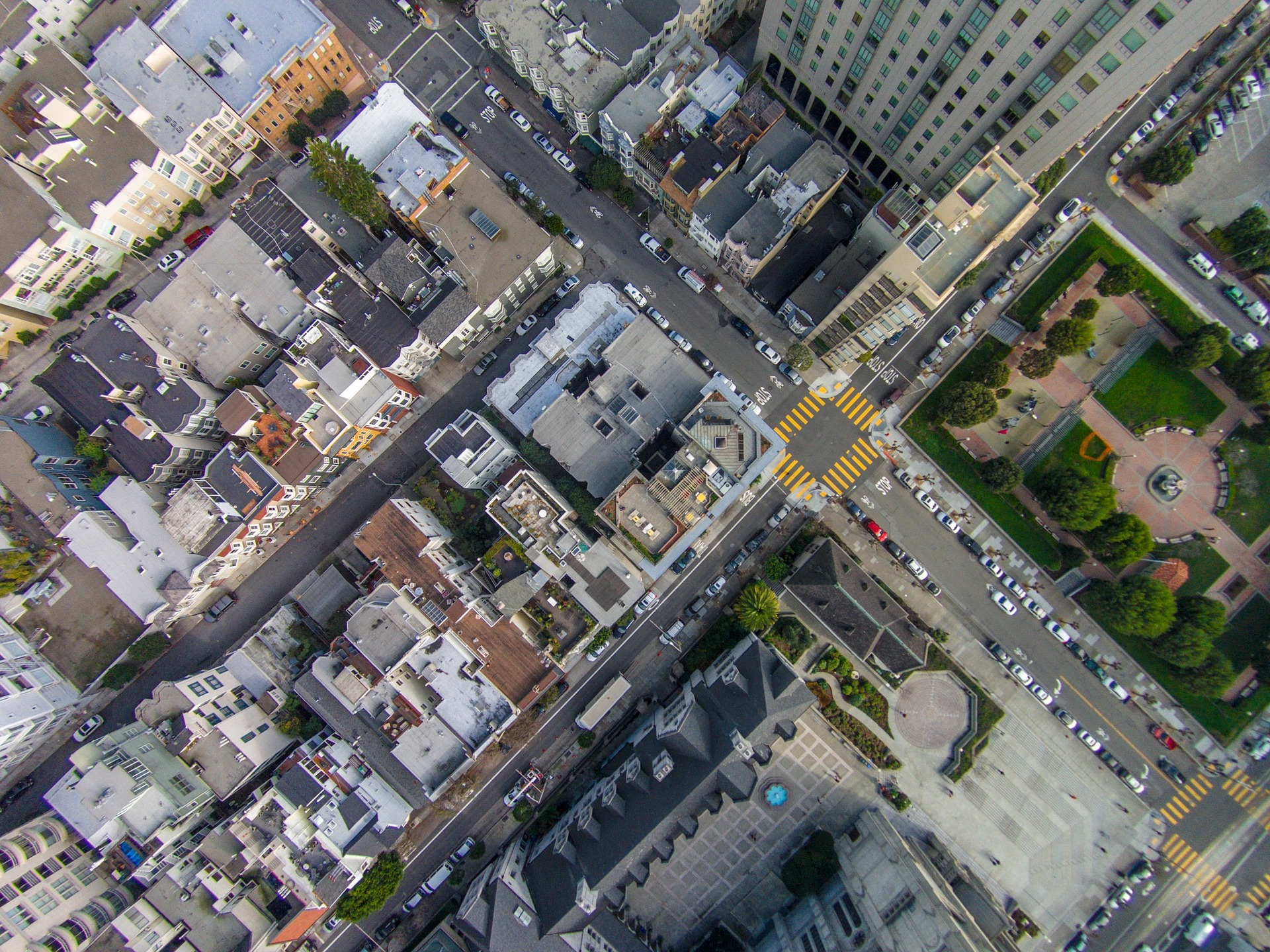 Imageof city block
