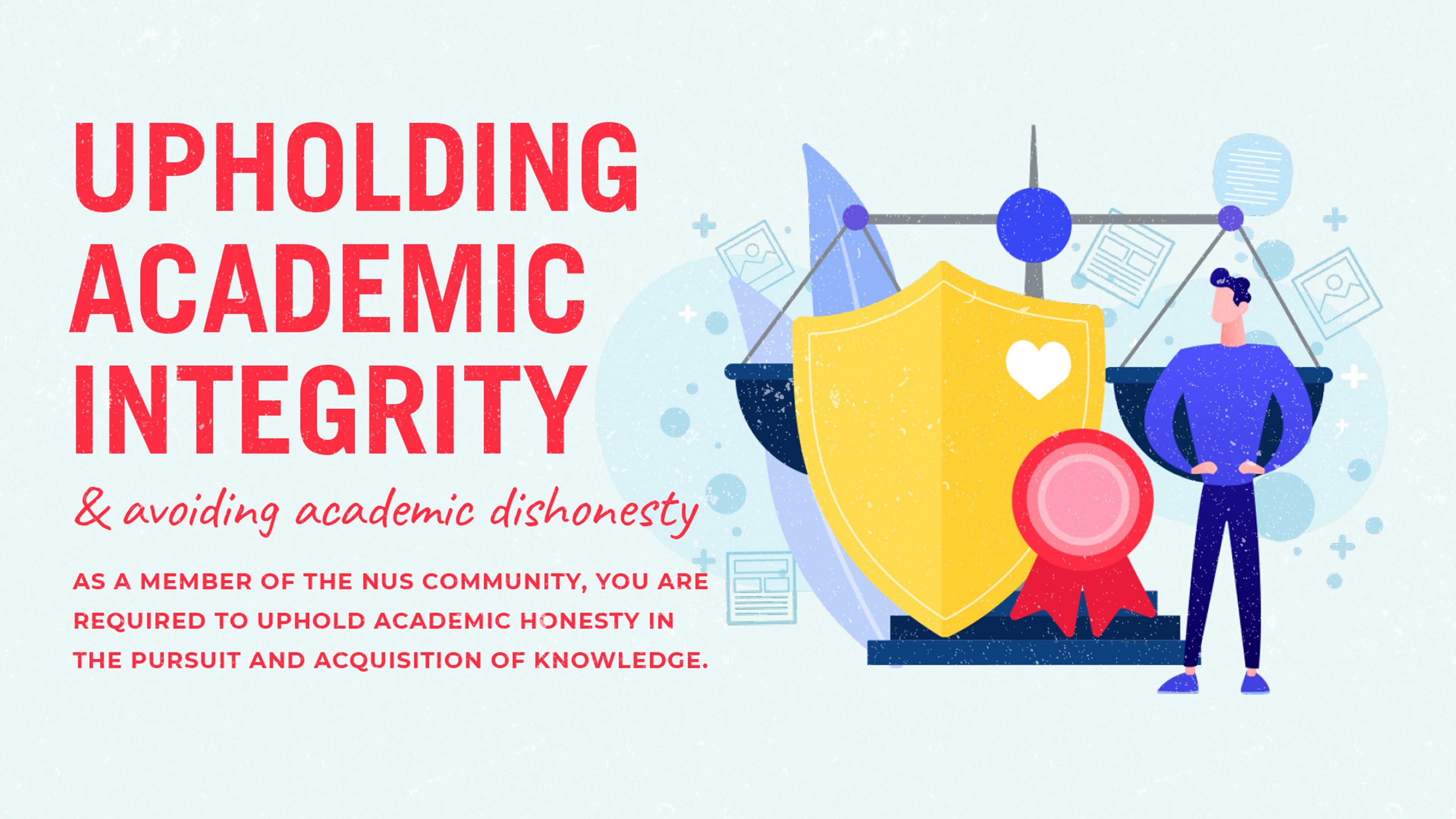 Basics about academic integrity