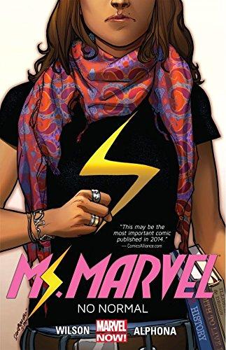 Ms. Marvel. Vol. 1, No normal