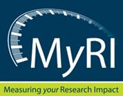 MyRI. Measuring your Research Impact