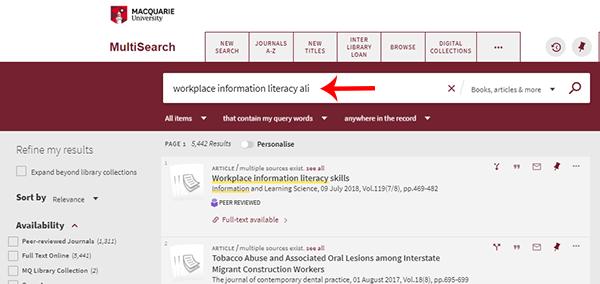 Peer reviewed journal articles online  What Is A Peer  2019