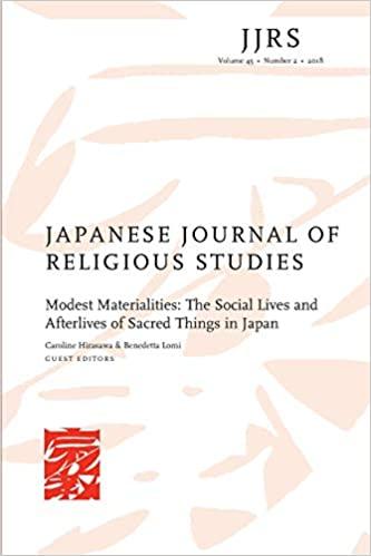 Japanese Journal of Religious Studies