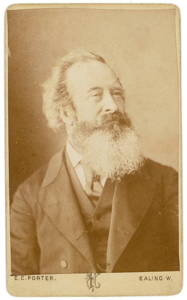 James Bonwick / Porter, Ealing W.