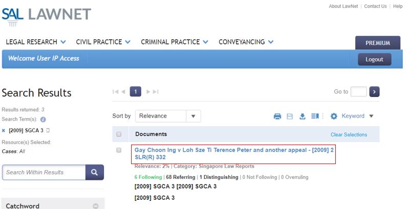 Case Names & Citations - How do I Locate Case Law