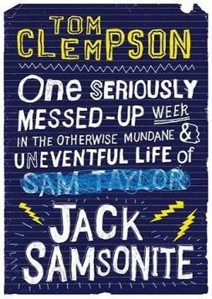 One Seriously Messed-Up Week in The Otherwise Mundane & Uneventful Life of [Sam Taylor] Jack Samsonite