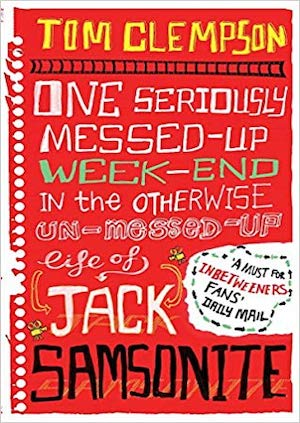 One Seriously Messed-Up Week-End in The Otherwise Mundane & Uneventful Life of Jack Samsonite