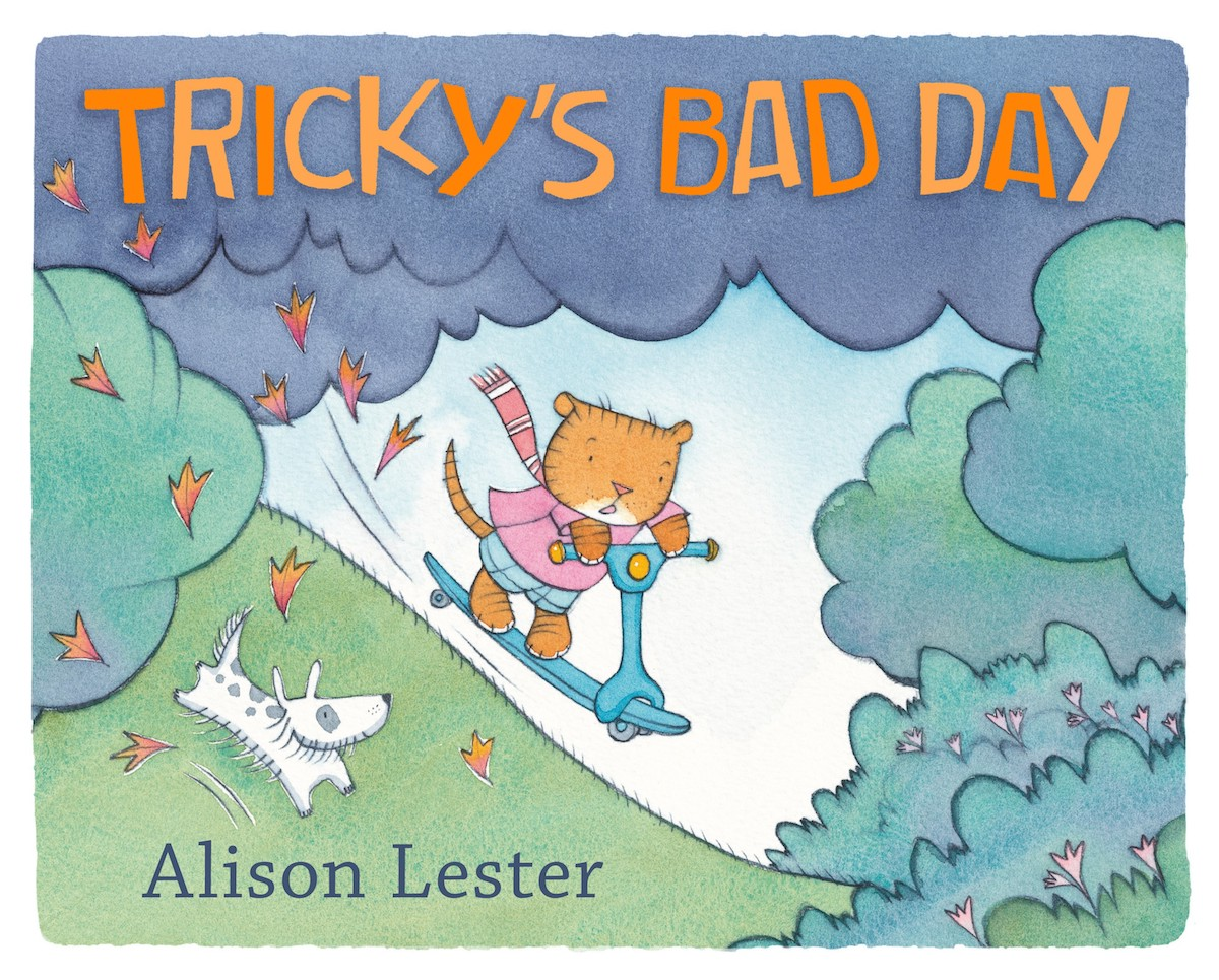 Trickey's bad day