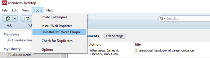 Apa Referencing Tool Endnote X9 Library Science Information Management Libguides At University Of Hong Kong
