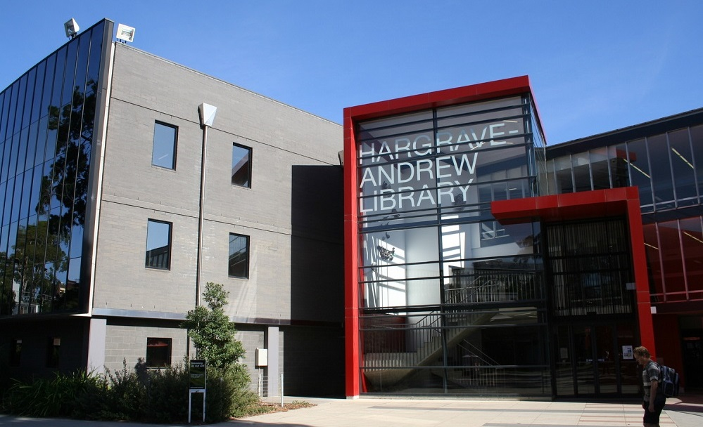 Hargrave-Andrew Library - Clayton