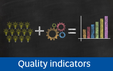 'Quality indicators' page - UniSA Library Publishing Guide