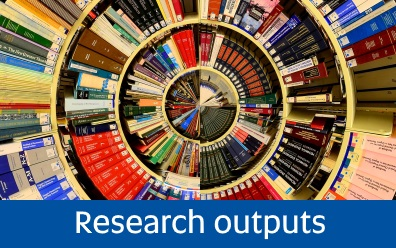 'Research outputs' page - UniSA Library Publishing Guide
