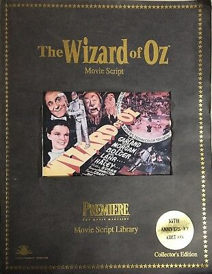 The Wizard of Oz Script