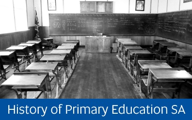 Navigate to History of Primary Education in SA collection page