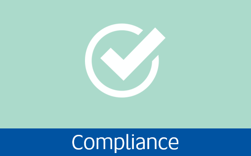 Navigate to compliance page