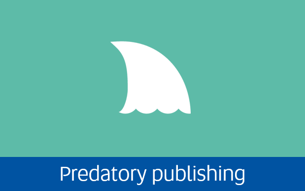 Navigate to predatory publishing page
