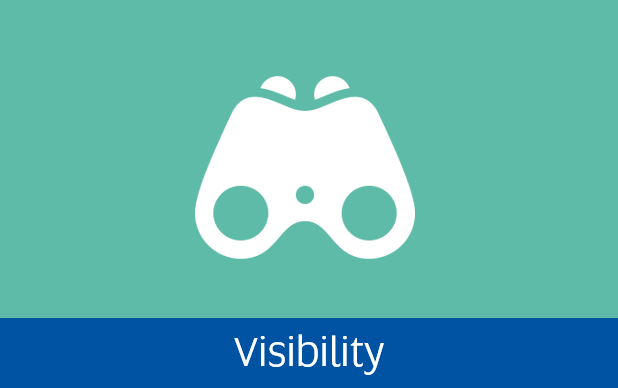 Navigate to visibility page