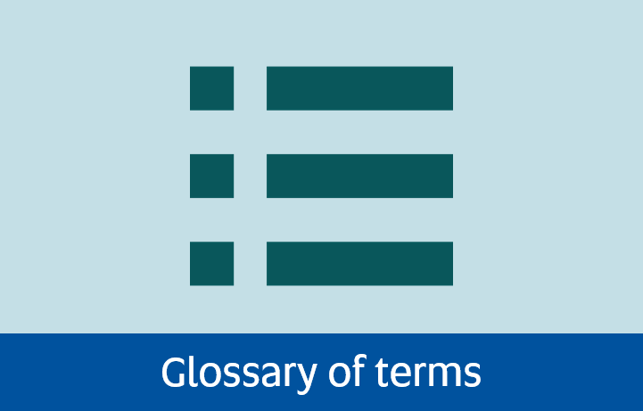 Navigate to glossary of terms page