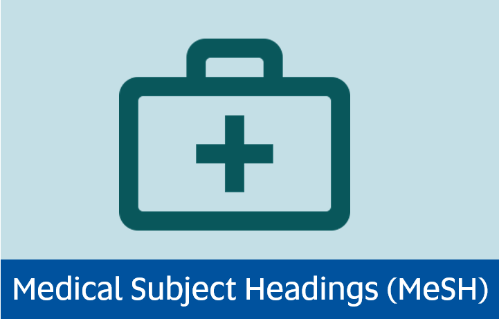 Navigate to medical subject headings page