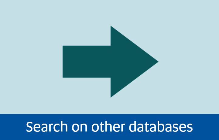 Navigate to run your search on other databases