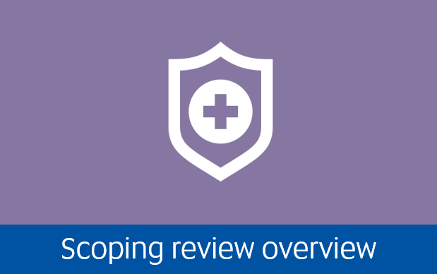Navigate to Overview of Scoping Reviews page