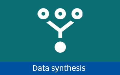 Navigate to data synthesis page