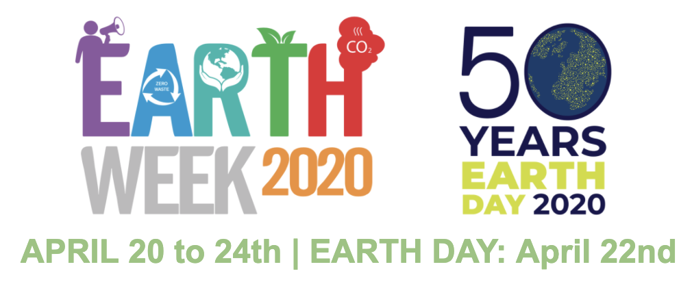 Earth Week at home