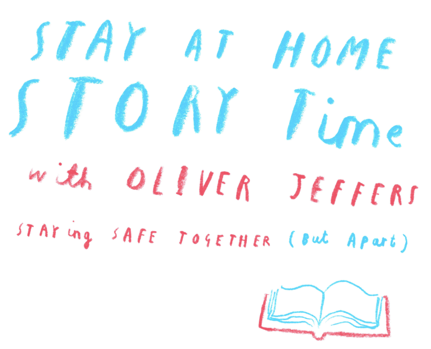 Oliver Jeffers Stay at Home