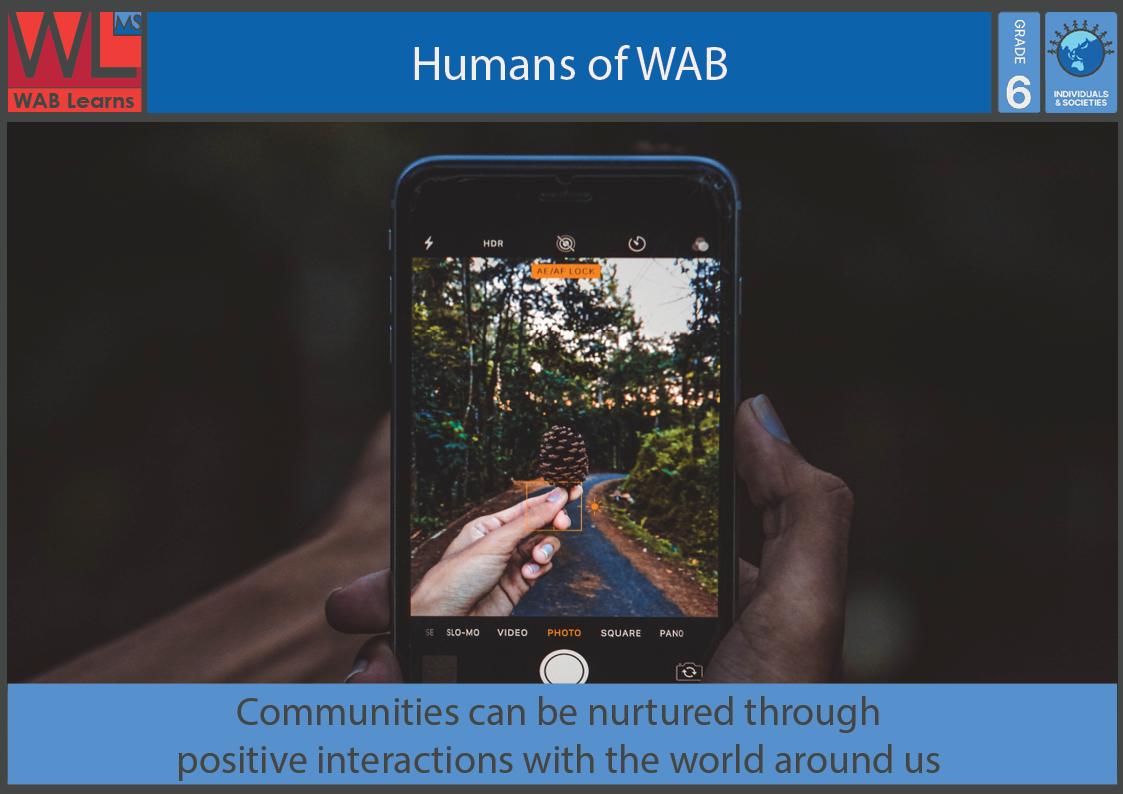 humans of wab