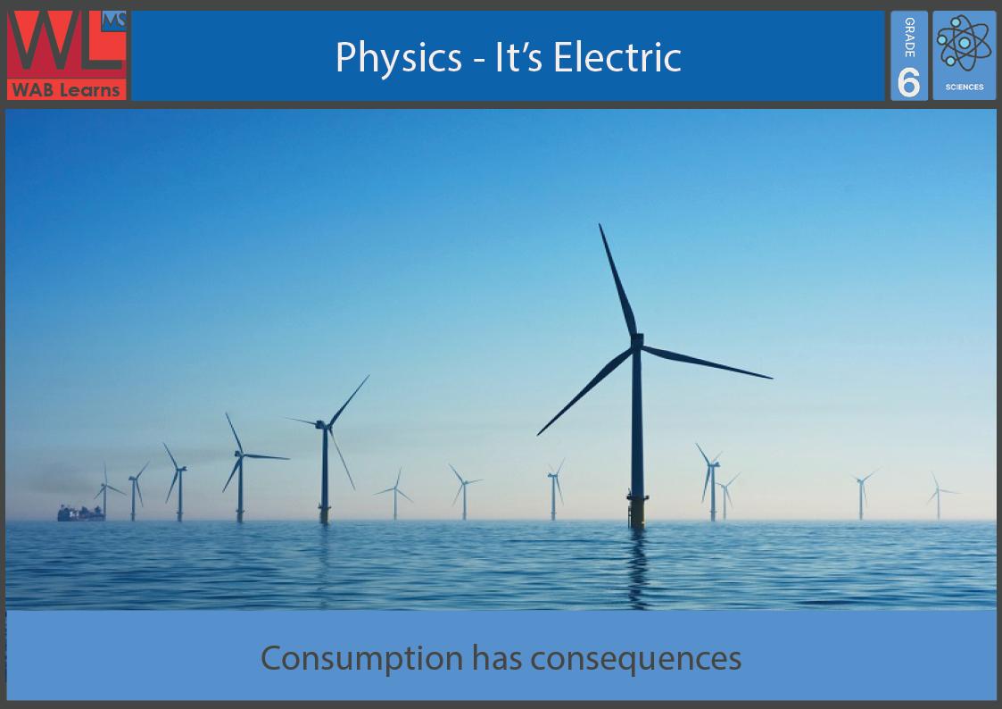 G6 renewable energy