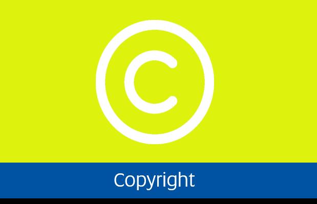 Navigate to Copyright website