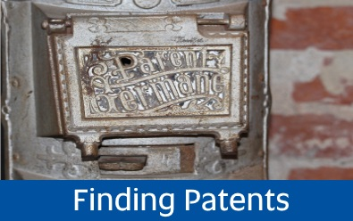 Navigate to Finding patents page