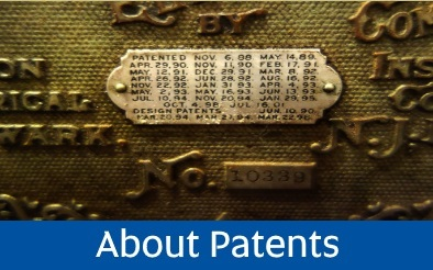 Navigate to About Patents page