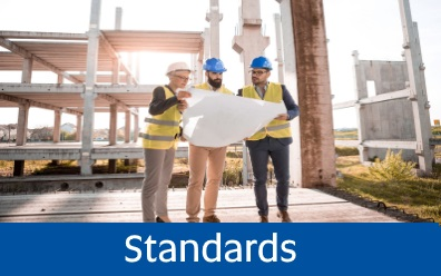 Navigate to Standards page