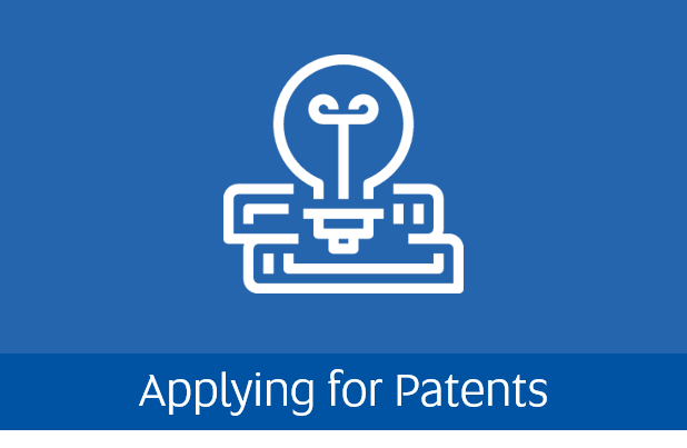 Navigate to Applying for Patents page