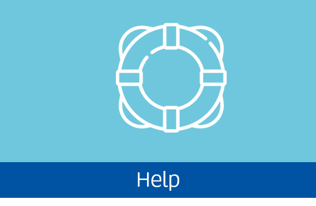 Navigate to Help page