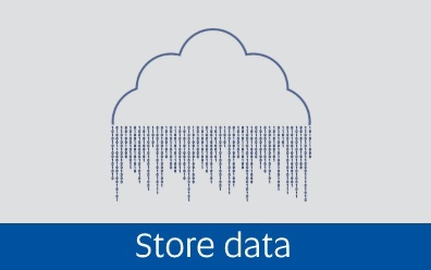 Navigate to the store data page within this guide