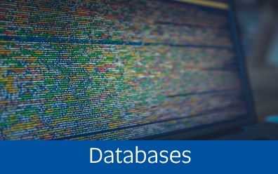 Navigate to Databases page