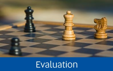 Navigate to Evaluation page