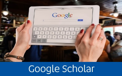 Navigate to Google Scholar page