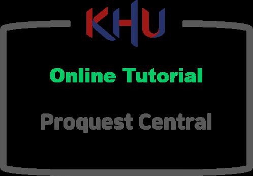 ProQuest Central Basic