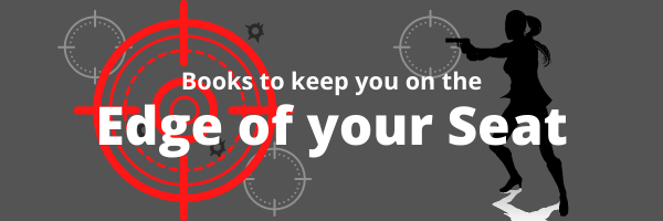 Books to keep you on the edge of your seat